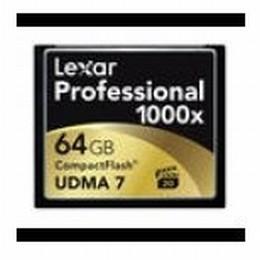 64 GB PROFESSIONAL 1000X CF