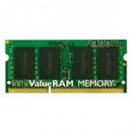 4GB 1600MHz DDR3 Non-ECC CL11 SODIMM SR X8