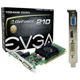 GeForce G210 SDDR3  1024MB [Item Discontinued]