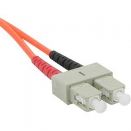 15M SCSC Fiber Cable Orange [Item Discontinued]