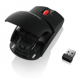 Lenovo Mouse 0A3618 Laser Wireless USB Receiver Retail [Item Discontinued]