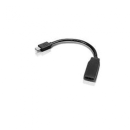 Lenovo AC 0B47089 ThinkPad Cable MiniDP for ThinkPad L S T W X Helix Retail [Item Discontinued]