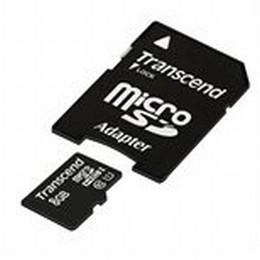 TRANSCEND 8G microSDHC Class 10 UHS-I 300x (Premium)