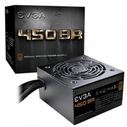 EVGA 450 BR 80 BRONZE 450W [Item Discontinued]