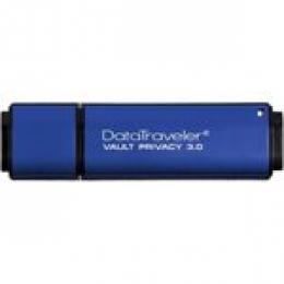 16GB DataTraveler Vault Privacy DTVP30. 256bit AES Encrypted USB 3.0 FIPS 197