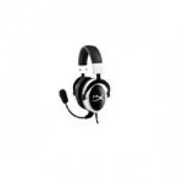 HYPERX CLOUD GAMING HEADSET -  WHITE