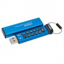 KINGSTON 32GB KEYPAD USB 3.0 DT2000. 256BIT AES HARDWARE ENCRYPTED