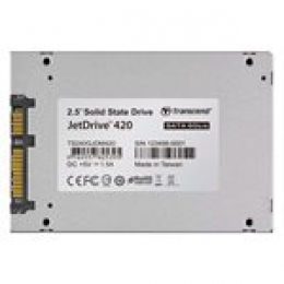 TRANSCEND 240GB JETDRIVE 420 2.5   SSD SATA III FOR MAC