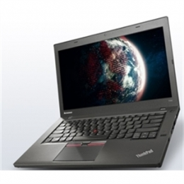 Lenovo Notebook 20BV0004US Thinkpad T450 14 Core i5-4300U 8G 256G SSD W8.1PD [Item Discontinued]