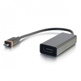 02m Slimport to HDMI Pwr Cable [Item Discontinued]
