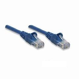 100 CAT5e UTP Patch Cbl Blue [Item Discontinued]