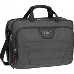 Ogio Renegade Top Zip Carrying Case 17in Black Pindot