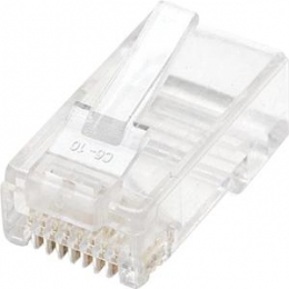 2 Prong Cat6 Modular Plugs