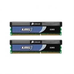 Corsair Memory 4GB XMS DDR3 1333 TW3X4G1333C9A 2x2G Retail