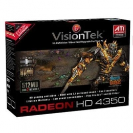 Radeon 4350 512MB DD2 PCI Exp