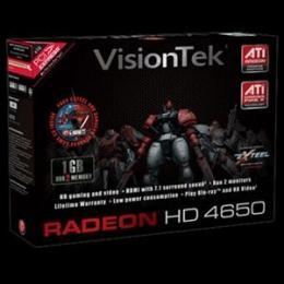 Radeon HD4650 PCIE 1GB HDMI