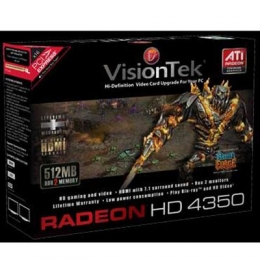 4350 x1 PCIe 512MB DMS59 SFF [Item Discontinued]