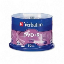 DVD+R 4.7GB 16X 50 Pack [Item Discontinued]