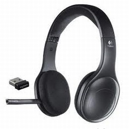 Logitech Wireless Headset H800 [Item Discontinued]