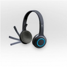 Logitech Wireless Headset H600 [Item Discontinued]