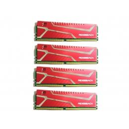 (4x4GB) 16GB PC4-3000  15-15-15-35 RIDGEBACK-G2-R 1.35V