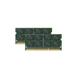 8GB DDR3 SODIMM PC3-14900 1Rx8 SODIMM 1866MHz 13-13-13-32 1.35V 204p (2x4GB)
