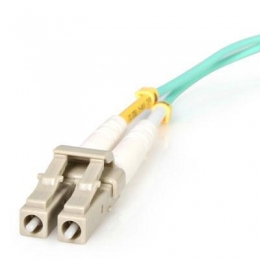 1m10gb LC/LC  Duplex MM Fiber [Item Discontinued]