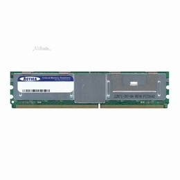 ACTICA 4GB DDR2 FBDIMM Samsung 1Gbit IC Depth 800MHz Memory Module ACT4GFR72M4G800S