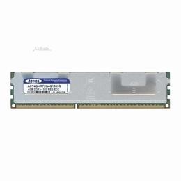 ACTICA 4GB DDR3 RDIMM ECC Samsung 1Gbit IC Depth 1333MHz Memory Module ACT4GHR72Q4G1333S