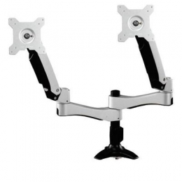 Articulatig Dual Monitor Mount [Item Discontinued]