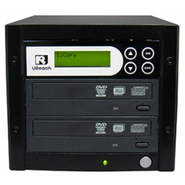 U-Reach 1-1 Blu-ray DVD CD Duplicator - BD1801