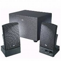 2.1 Black OEM Subwoofer System [Item Discontinued]