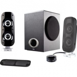 3 pc Powered Speakers [Item Discontinued]