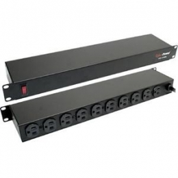 10 Outlet 15A RM Power Strip [Item Discontinued]