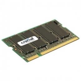 CRUCIAL SODIM 1GB 333 CL2.5 2.5V 200 PINS