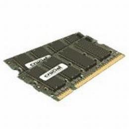 CRUCIAL 2X2GB DDR2 SODIM 667 CL5