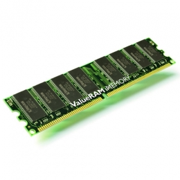 512MB 400Mhz. CL3 184PIN (32X8) PC3200 Desktop Memory
