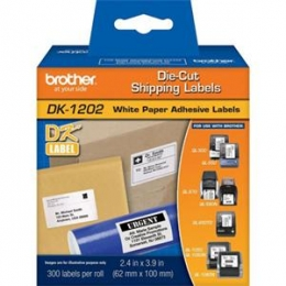 Die Cut Shipping Labels