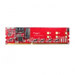 SATADIMM3 to M.2 RAID (Type: 2280-B-M) JMS562