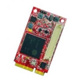 mPCIe to VGA & 18/24 LVDS SM750