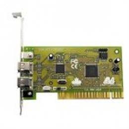 LAVA DUAL PORT IEEE 1394 PCI HOST ADAPTER