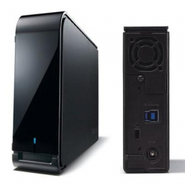 DriveStation Axis Velocity 6TB [Item Discontinued]