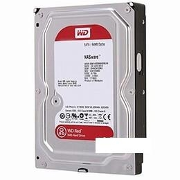 Western Digital Red WD30EFRX 3TB IntelliPower 64MB Cache SATA 6.0Gb/s 3.5 Internal Hard