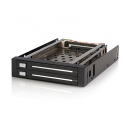 3.5 Tray-Less Dual 2.5 SATA [Item Discontinued]