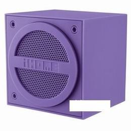 Bluetooth Mini Cube Purple