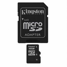 16GB micro SecureDigital High Capacity Class 4