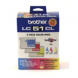 Color Ink Cartridge 3 Pack