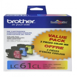 Color Ink Cartridge 3 Pack [Item Discontinued]