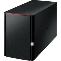 LinkStation 220 4TB NAS Cloud [Item Discontinued]