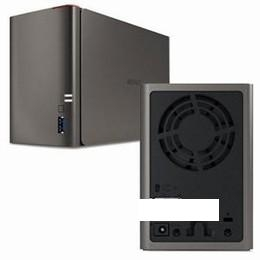 LinkStation 441e Diskless RAID
